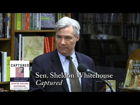 Sen. Sheldon Whitehouse On How Corporations Influence The Court System