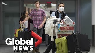 Coronavirus outbreak: Canada tracking down potential risks, U.S. evacuating citizens