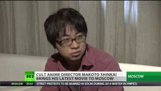 "Cult anime director Makoto Shinkai on love, Tokyo and ""The Garden of Words"""