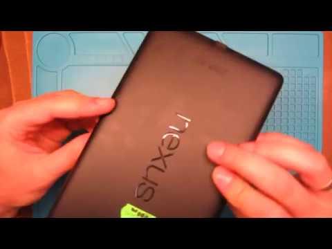 Не Включается Asus Nexus 7 / Not Included