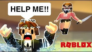I ALMOST DROWNED! (Roblox)