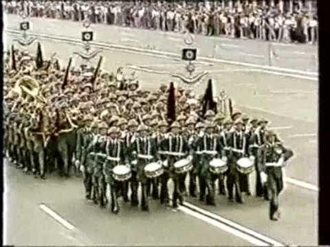 Popular Prussian Military Parade March - Yorckscher .