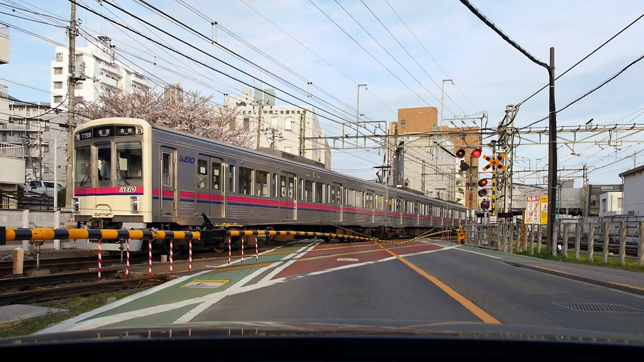 「東府中駅 踏切」の画像検索結果