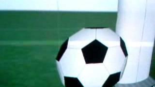 3D Gol Fantasma Sevilla - Real Madrid