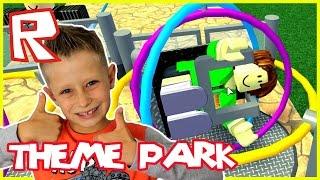 Mein ehrfürchtiger Themenpark | Roblox Tycoon