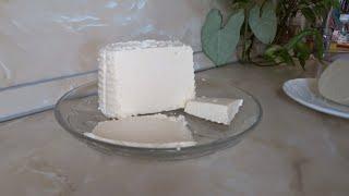 САМЫЙ ВКУСНЫЙ ДОМАШНИЙ АДЫГЕЙСКИЙ СЫР Варим сыр дома 14 ноября 2019 г