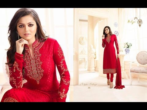 latest indian dress collections 2017 || LT Fabrics || Nitya Suit Vol-103