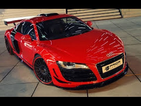 fast and furious 7 in gta 5 online audi r8 9f customized with neon kit ps4 gameplay youtube. Black Bedroom Furniture Sets. Home Design Ideas