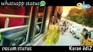 Tamil love song💗||en kanmaniya unna pakama  song||WhatsApp status||DREAM STATUS REMIX