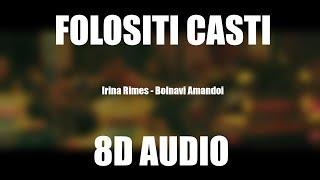 Irina Rimes - Bolnavi Amandoi (8D AUDIO)