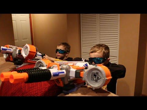 Nerf War: Candy Rainfall