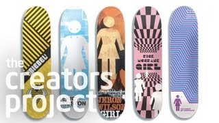 Behind The Designs Of Girl Skateboards