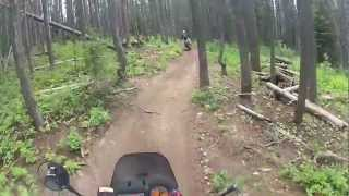 Trail Riding with Jimmy Lewis