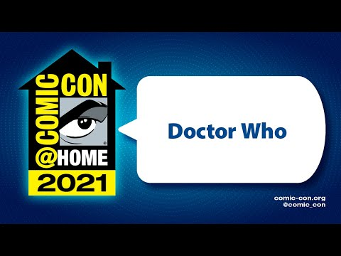 Download Doctor Who | Comic-Con@Home 2021