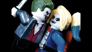 I started a joker -Joker Leto lego jared leto suicide squad
