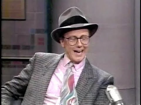 Harry Anderson Collection on Letterman, 1982-87