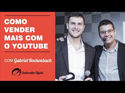 c7bd1d0453c Gabriel Rockenbach - Como Vender Mais com Youtube - Palestra Acelerador  Digital Ao Vivo