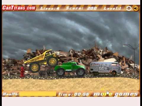 Dumper Truck game เกมส์รถดั้มจอมโหด