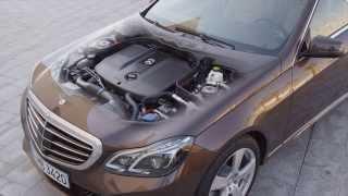 Mercedes-Benz E-Class Review: E300 BlueTec Hybrid