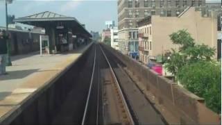Head-End View From Grand Central to Harlem 125st