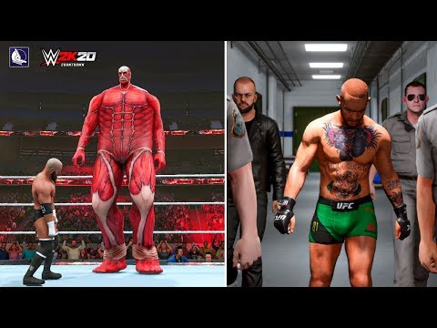 15 Most Insane Mods In WWE Games Today (Amazing!)