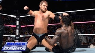 R-Truth vs. Curtis Axel - Intercontinental Championship Match: SmackDown, Oct. 11, 2013