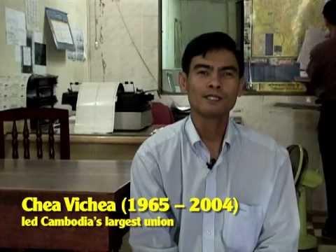 Chea Vichea: Made In Cambodia
