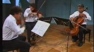 Iannis Xenakis Ikhoor Arditti String Quartet Filmed