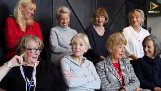 The Cast of Gary Barlow & Tim Firth's Calendar Girls