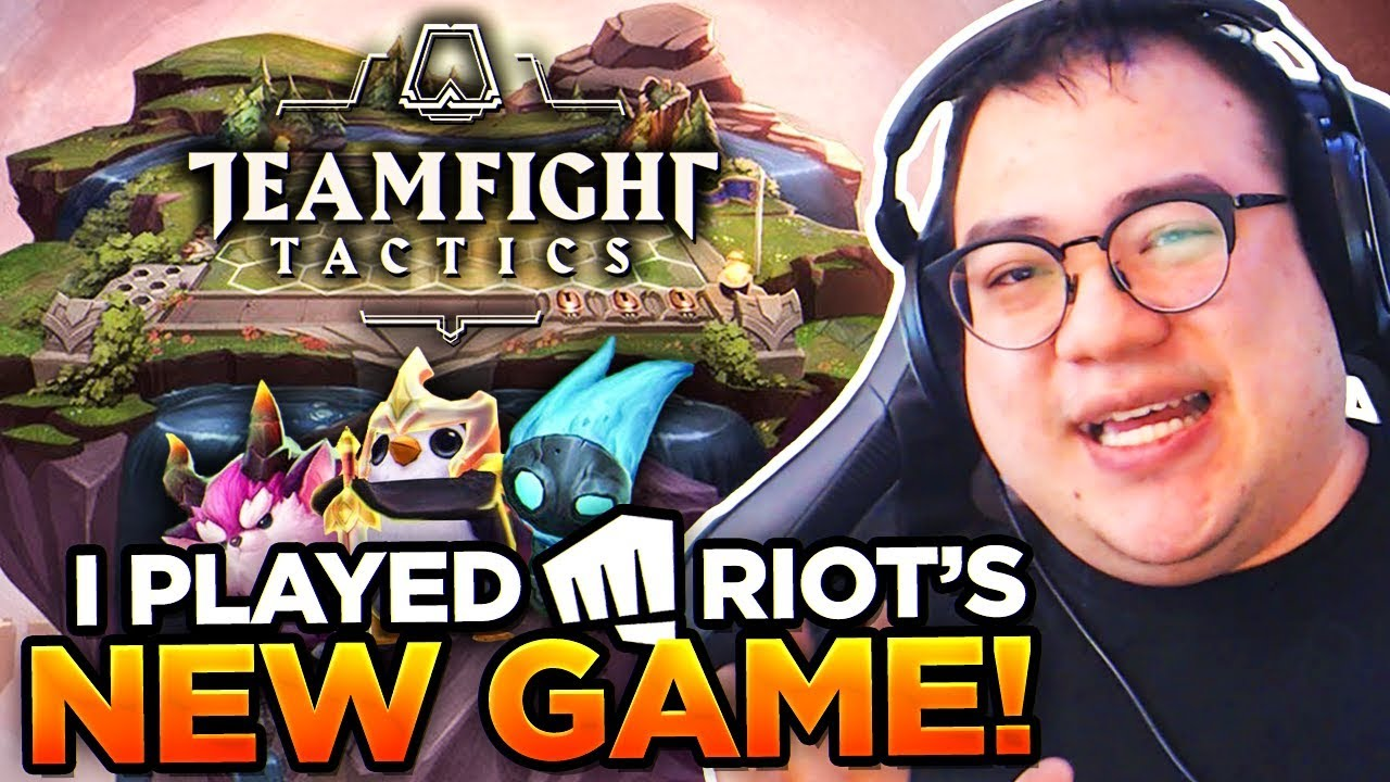 League Of Legends' 'Teamfight Tactics' Auto Chess Spin-Off Has A Massive First Day On Twitch