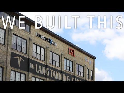 We Built This — D2L