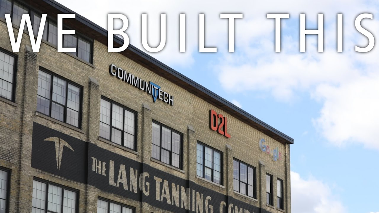 Communitech Built This — D2L