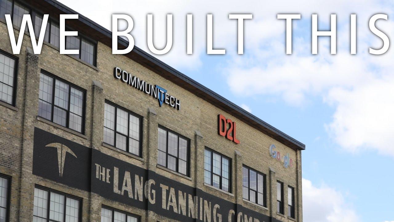 Communitech Built This — D2L