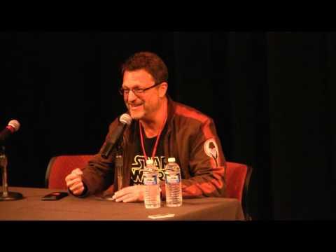 Steve Blum Q&A Panel Tora-Con 2016 (4/23/16)