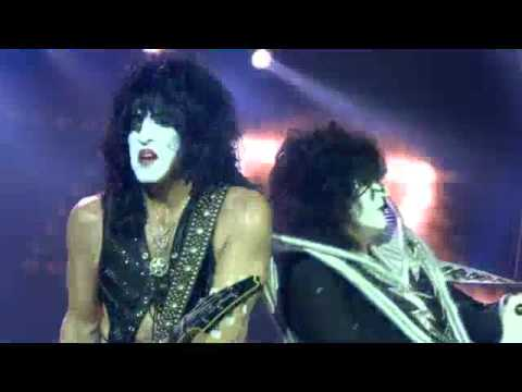 Kiss - Creatures of the Night (Live at Perth Arena, 3rd Ocrober 2015)