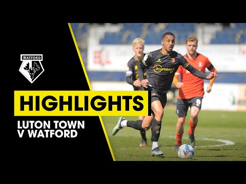 Luton Watford Goals And Highlights