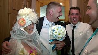 Жених не узнал свою невесту