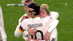 Frauenfussball Testspiel Deutschland Frankreich 24 11 2017 2  Halbzeit