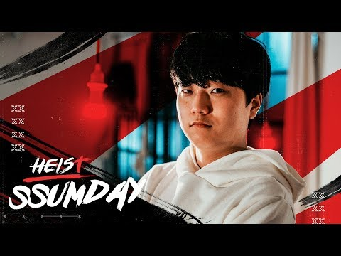 SSUMDAY AIMS TO BE THE BEST IN LCS | The Heist