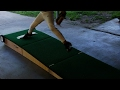 NEW step straight portable pitching mound for youth baseball