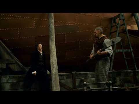 Sherlock Holmes-2 Funny Scenes + 1 Deleted Scene