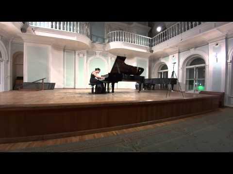 Ana Kipiani - Liszt: Paraphrase de concert sur Rigoletto