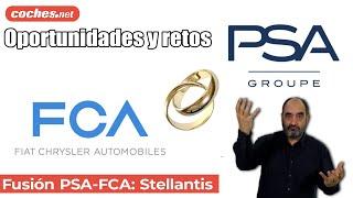 Fusión PSA-FCA: Retos y Oportunidades | Análisis en español | coches.net