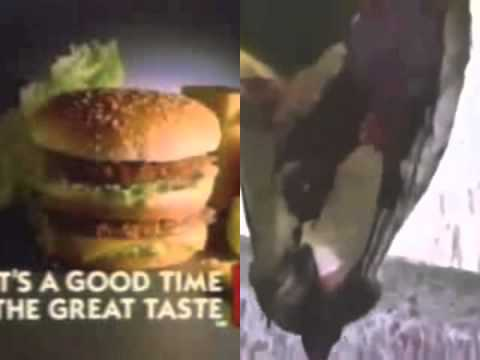 1984 Big Mac Commercial Sing-a-long! (with lyrics)