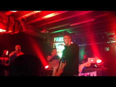 Farid Bang - Keine Träne LIVE (Leer)