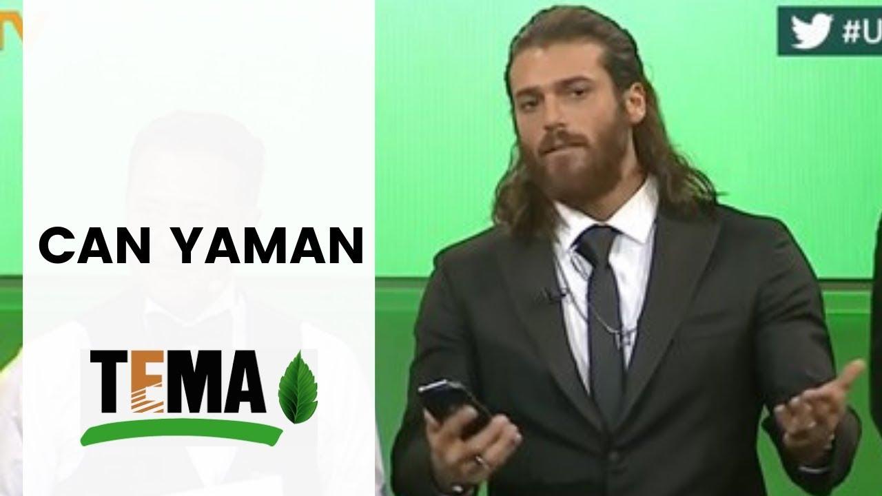 Can Yaman ❖ TEMA ❖ Speech excerpts, Kissing Demet's hand, selfie, dancing ❖  English ❖ 2019