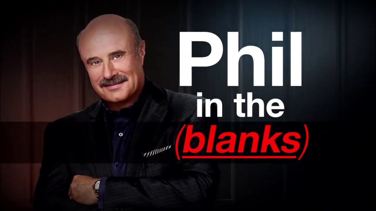 Coming in January: 'Phil in the Blanks' The Podcast image