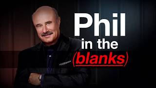 Coming in January: 'Phil in the Blanks' The Podcast
