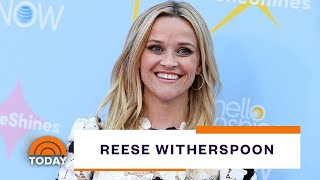 Reese Witherspoon Dishes On 'Big Little Lies' And 'Legally Blonde 3'   TODAY
