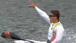2013 ICF Canoe Sprint World Championships Duisburg K1 MEN 500m